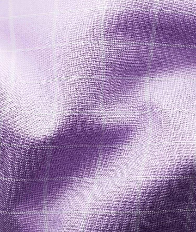Contemporary Fit Windowpane Dress Shirt image 2