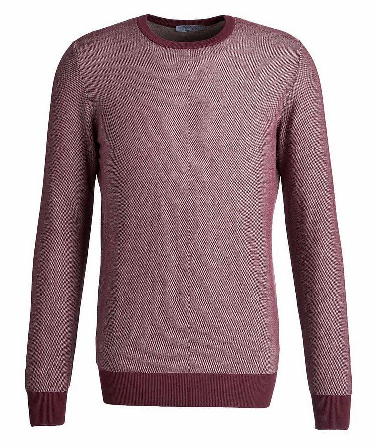 Pull en tricot de coton image 0