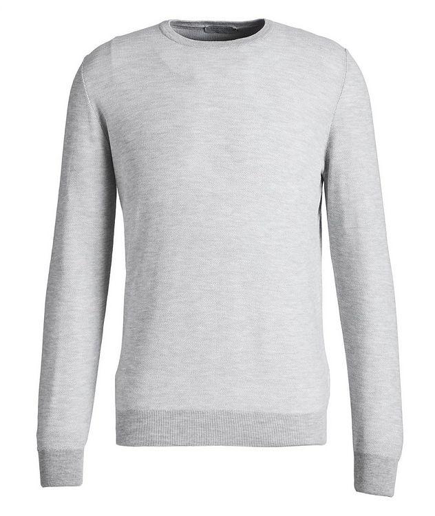 Pull en tricot de coton picture 1