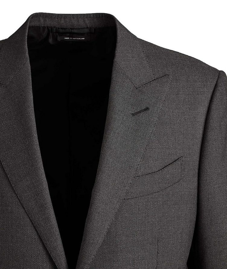 O'Connor Stretch Wool-Silk Suit image 1