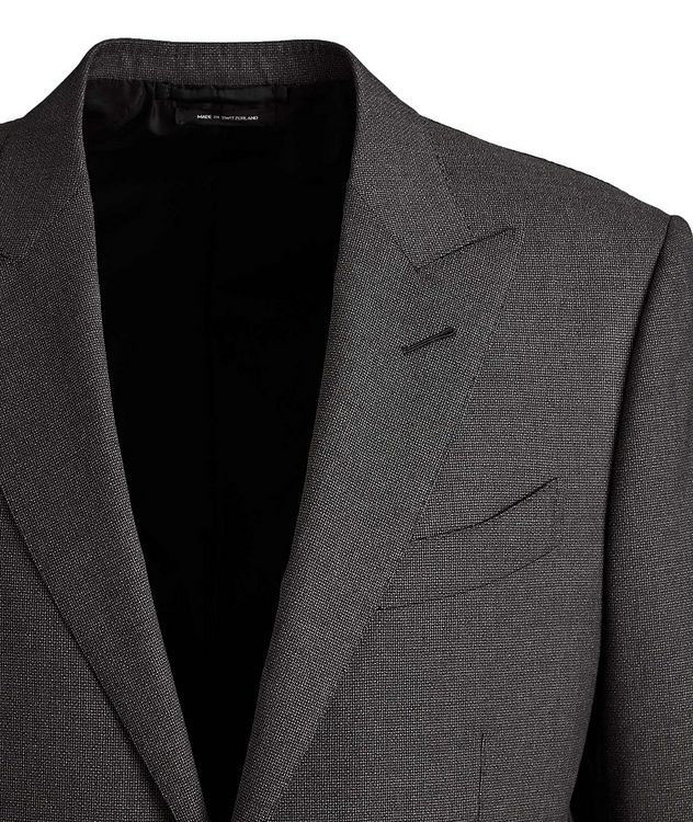 O'Connor Stretch Wool-Silk Suit picture 2