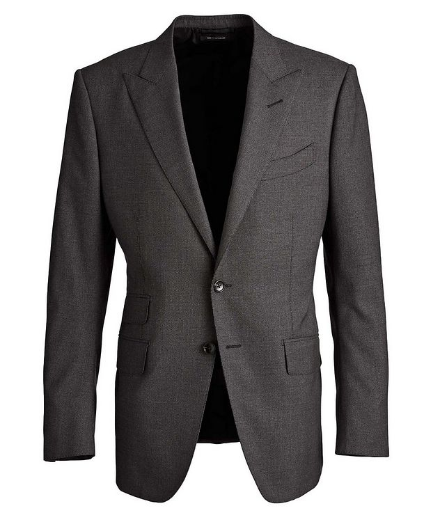 O'Connor Stretch Wool-Silk Suit picture 1