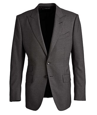 TOM FORD O'Connor Stretch Wool-Silk Suit