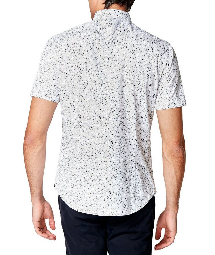Short-Sleeve Dotted Shirt image 1