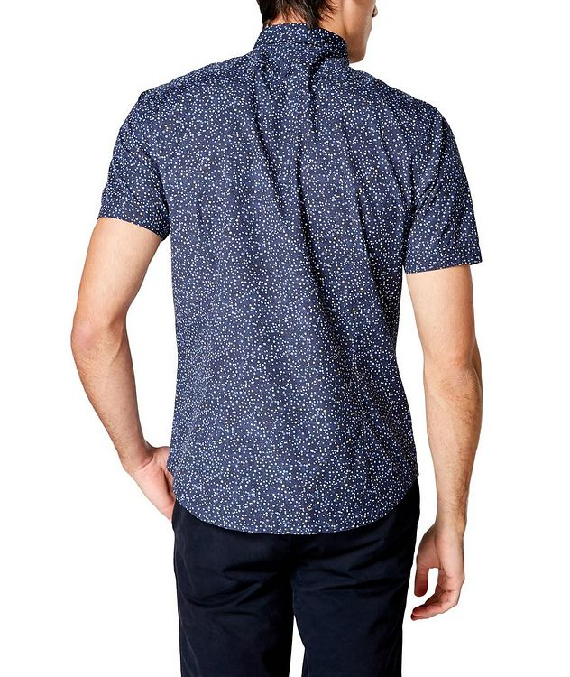 Short-Sleeve Dotted Shirt picture 2