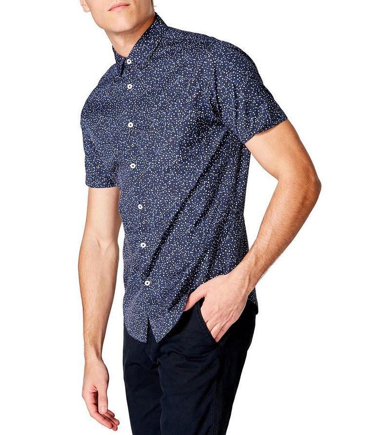 Short-Sleeve Dotted Shirt image 2