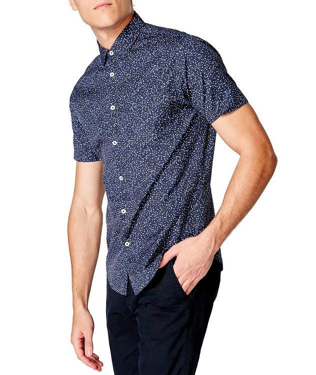 Short-Sleeve Dotted Shirt picture 3