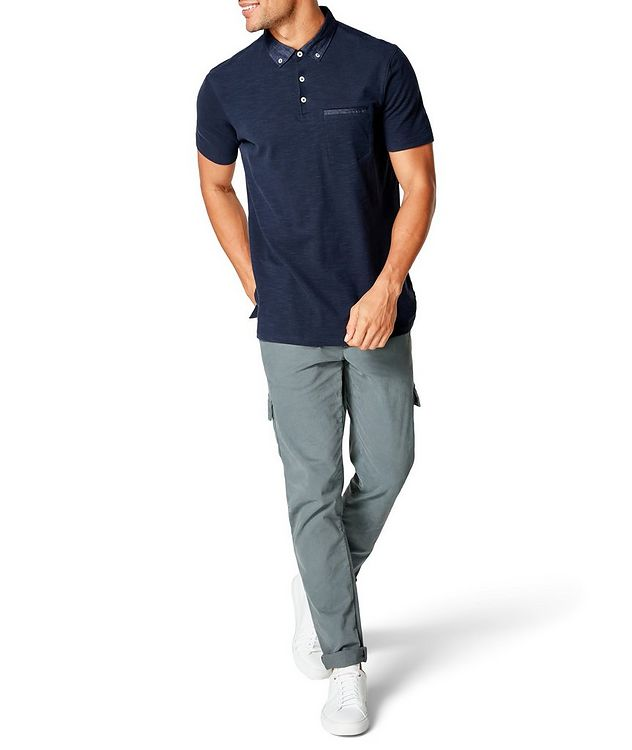 Slub Cotton-Jersey Polo picture 4