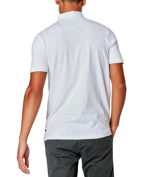 Slub Cotton-Jersey Polo picture 2