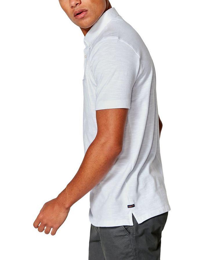 Slub Cotton-Jersey Polo image 2