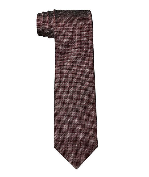 Silk-Linen Tie picture 1