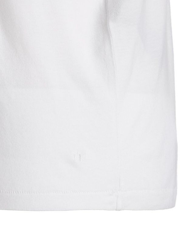 Cotton-Jersey T-Shirt picture 2