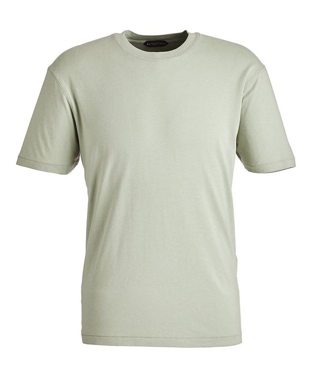 Cotton-Jersey T-Shirt picture 1