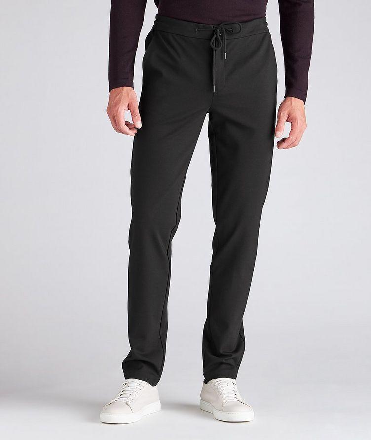 Drawstring Jersey Trousers image 1