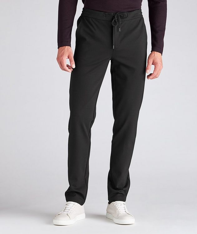 Drawstring Jersey Trousers picture 2