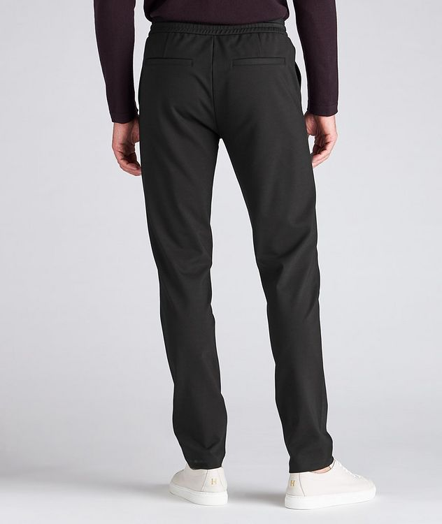 Drawstring Jersey Trousers picture 3