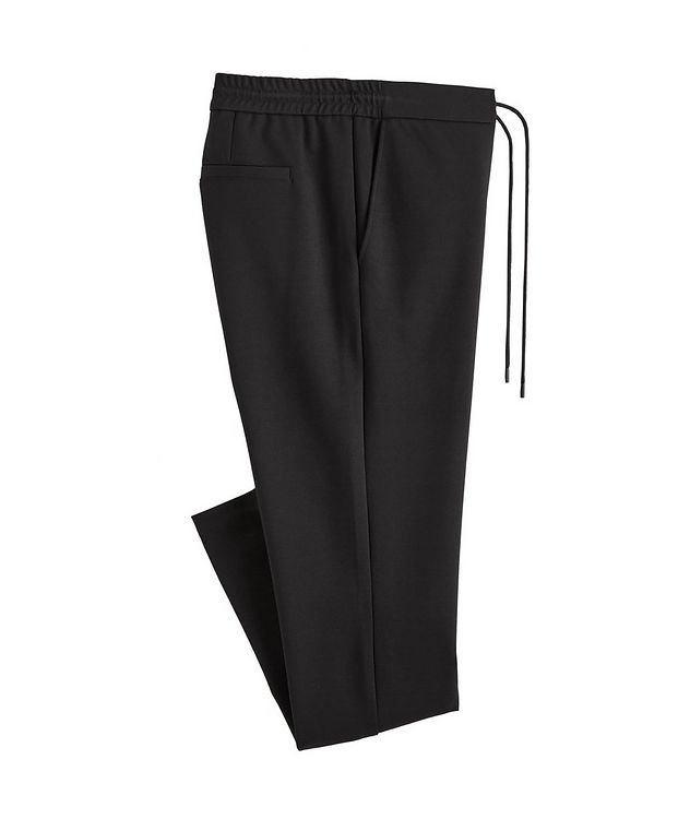 Drawstring Jersey Trousers picture 1