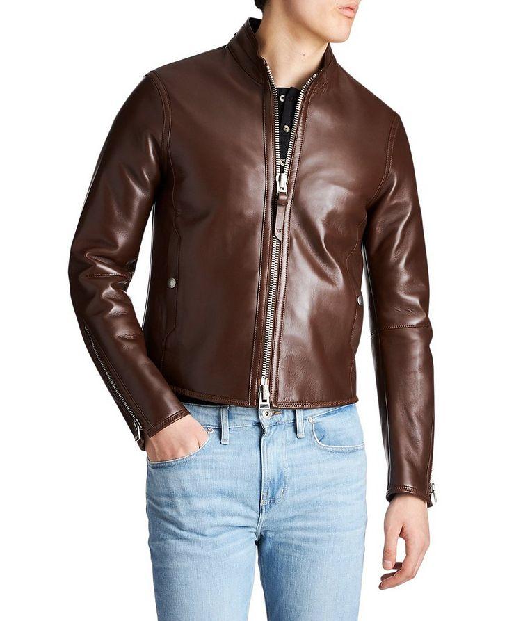 Leather Jacket image 0