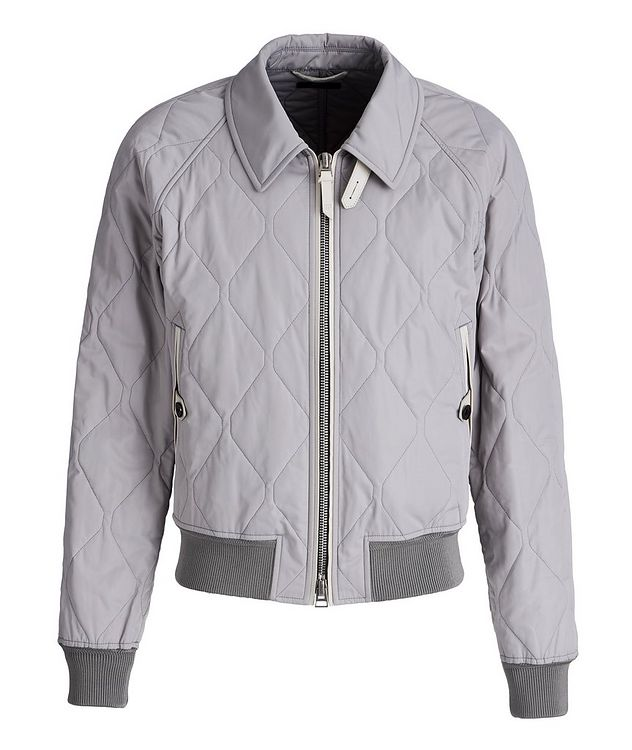 Quilted Jacket picture 1
