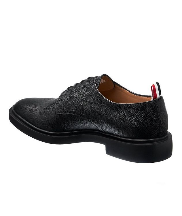 Pebbled Leather Derbies picture 2
