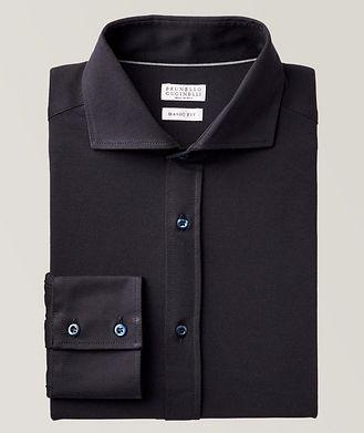 Brunello Cucinelli Cotton Overshirt