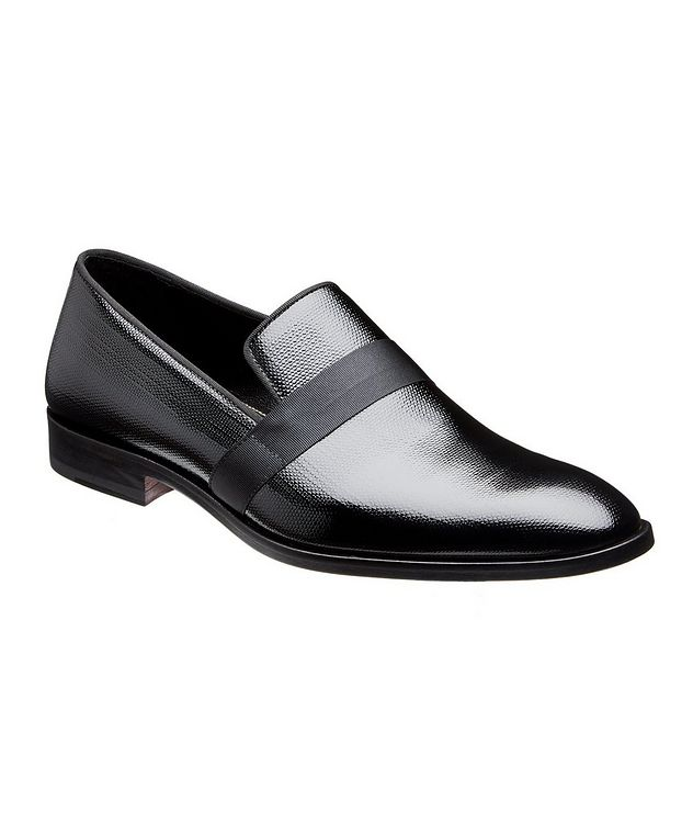 Embossed Patent Loafers picture 1