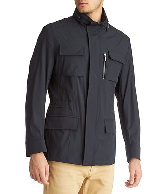 Moorer Water-Resistant Field Jacket