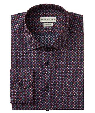 Etro Paisley-Printed Cotton Shirt