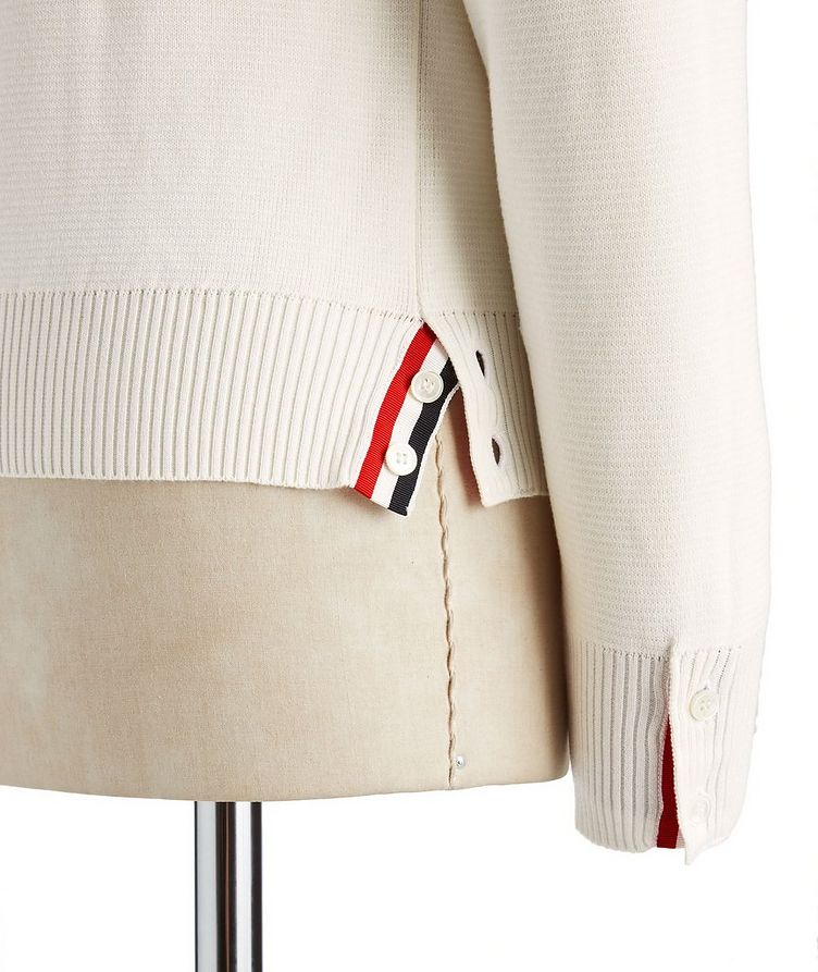 Pull en tricot de coton image 3