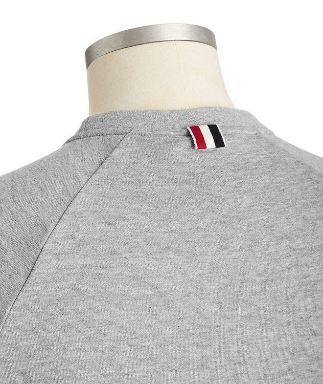 Raglan-Sleeve Cotton Sweatshirt picture 2
