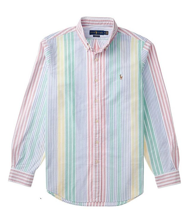 Striped Cotton Shirt picture 2