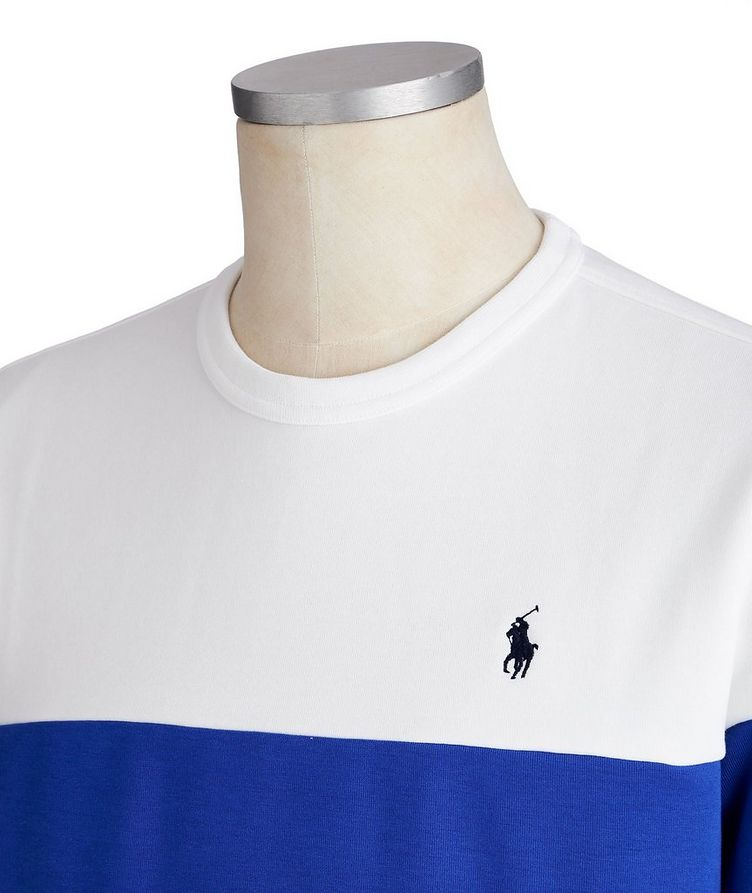 Cotton-Blend Sweatshirt image 1