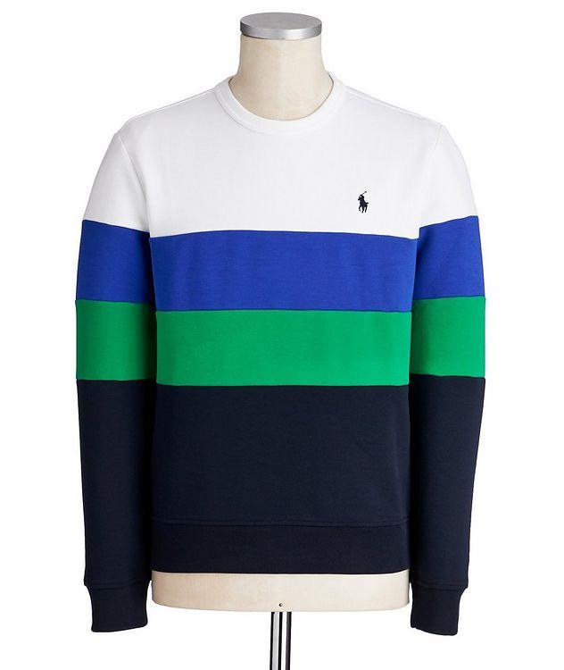 Cotton-Blend Sweatshirt picture 1