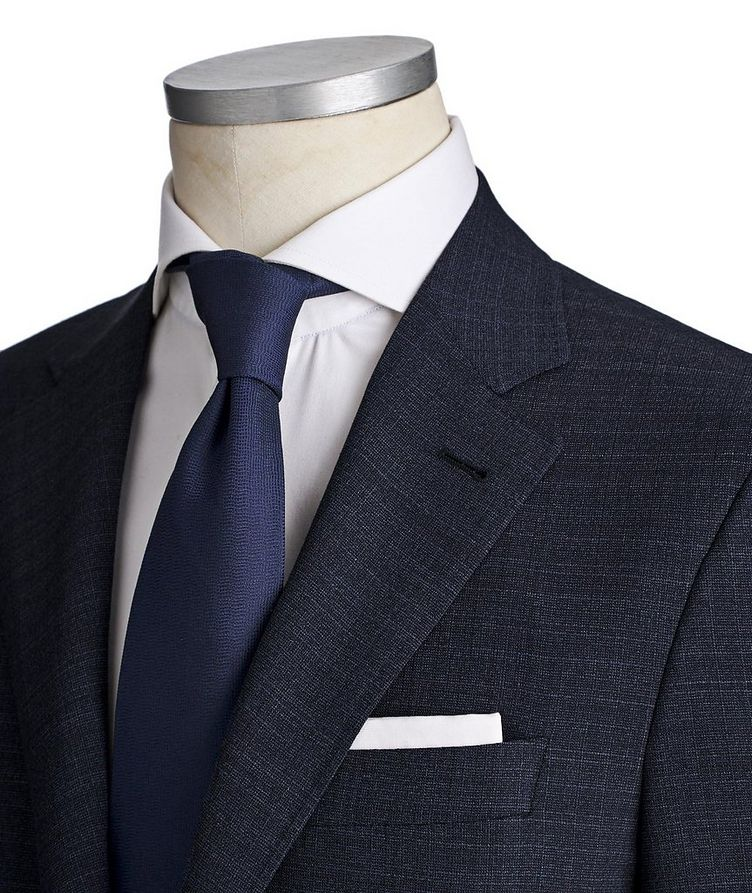 Kei Impeccabile Checkered Suit image 1