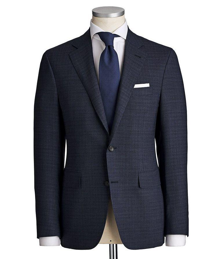 Kei Impeccabile Checkered Suit image 0