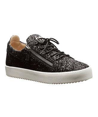 Giuseppe Zanotti Glitter-Covered Sneakers