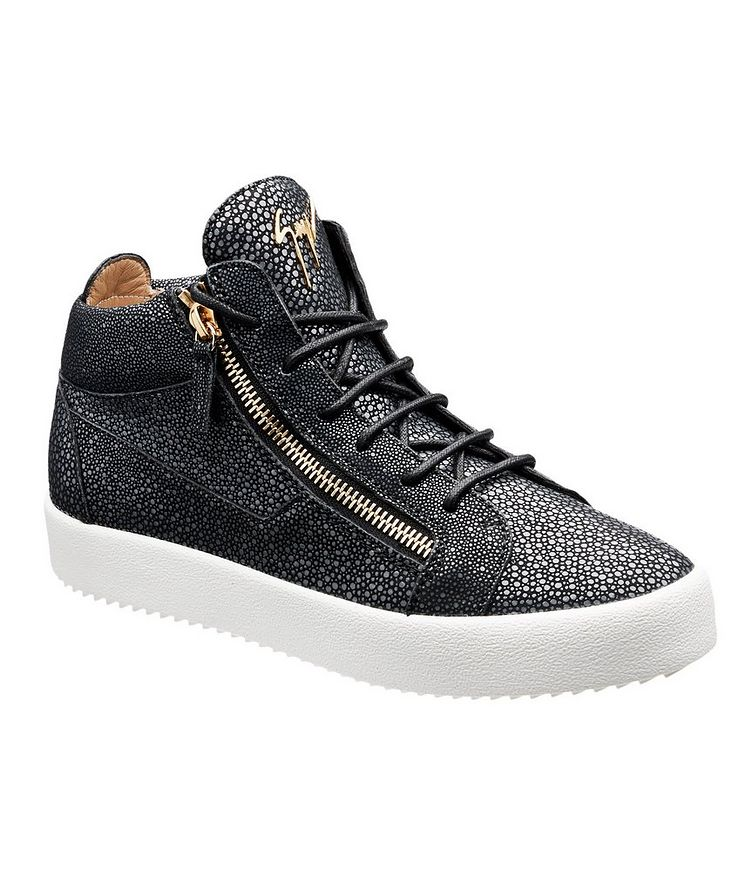 Stingray Textured Sneakers image 0