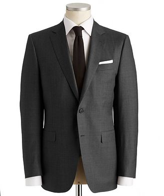 Canali Contemporary Fit Suit