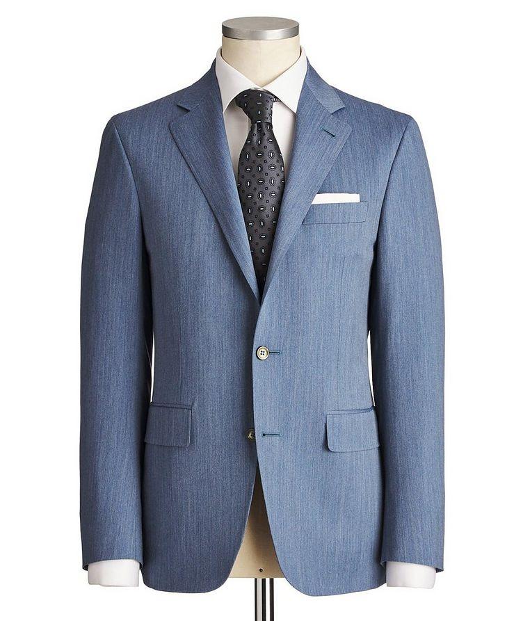 Kei Wool Suit image 0