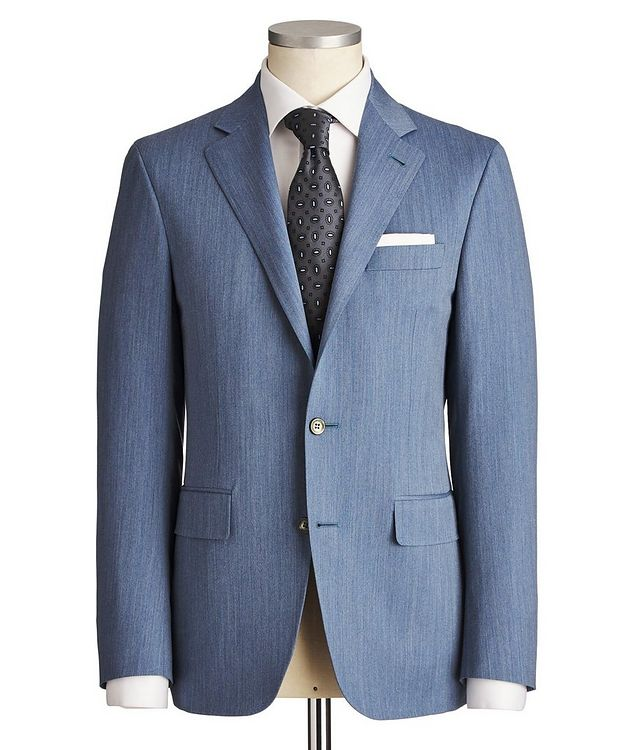 Kei Wool Suit picture 1