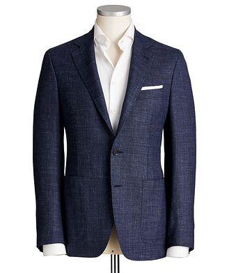 Canali Kei Wool, Silk & Linen Sports Jacket