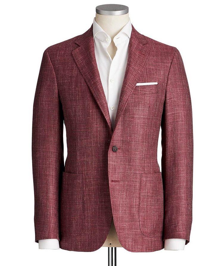Kei Wool, Silk & Linen Sports Jacket image 0