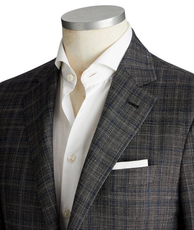 Kei Wool, Silk & Linen Sports Jacket image 1