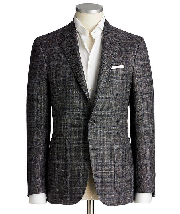 Kei Wool, Silk & Linen Sports Jacket picture 1