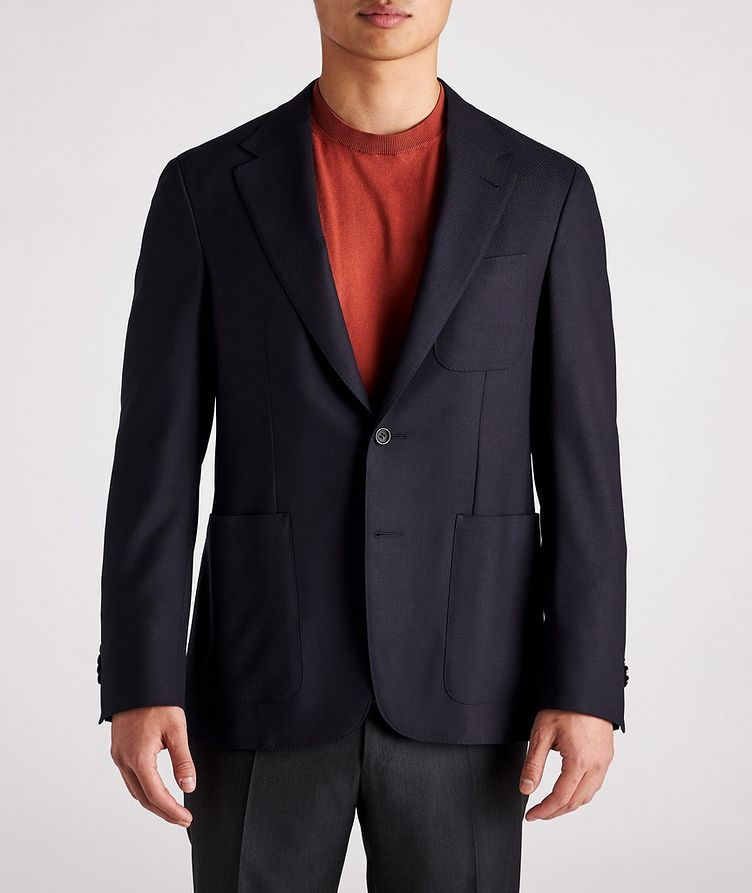 Stretch-Wool Sports Jacket image 1