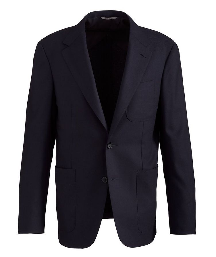 Stretch-Wool Sports Jacket image 0