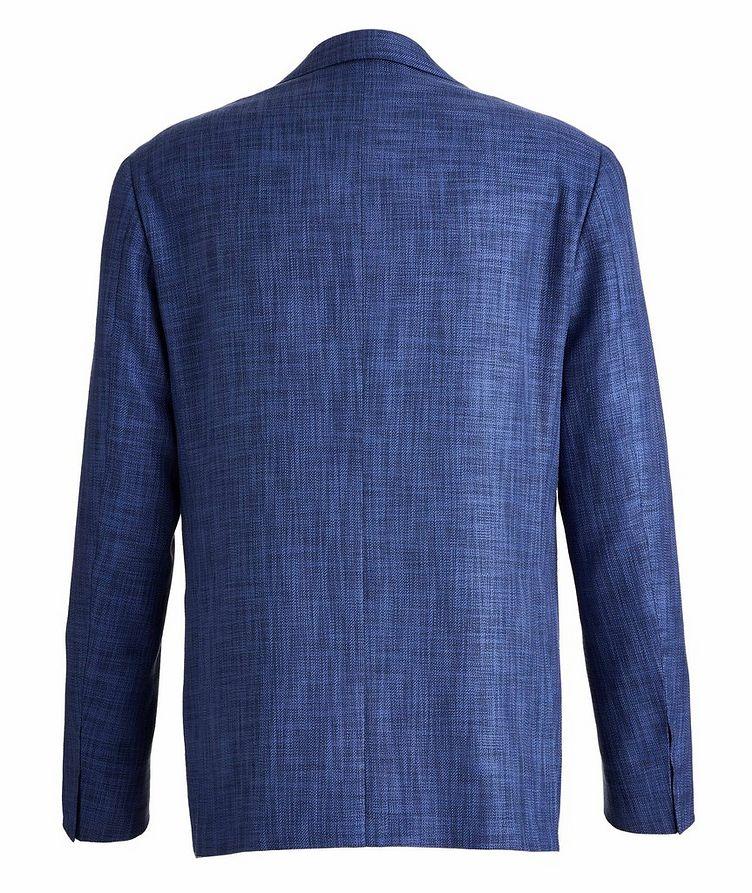 Open Weave Cotton-Wool-Silk Sport Jacket image 1