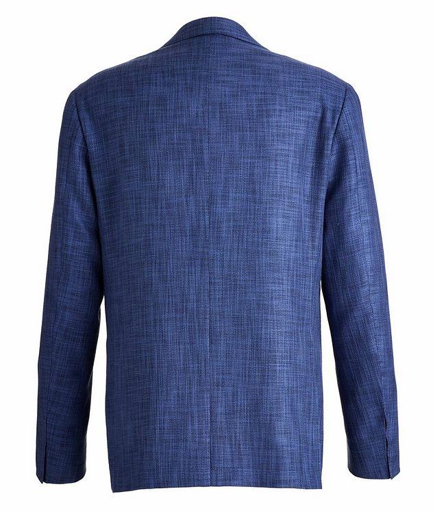 Open Weave Cotton-Wool-Silk Sport Jacket picture 2
