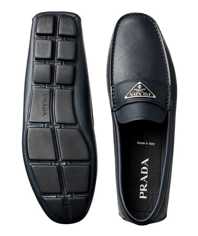Saffiano Driving Shoes image 2