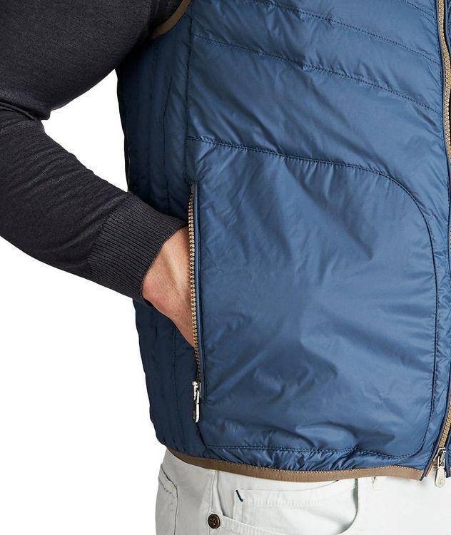 Water-Repellent Nylon Vest picture 3